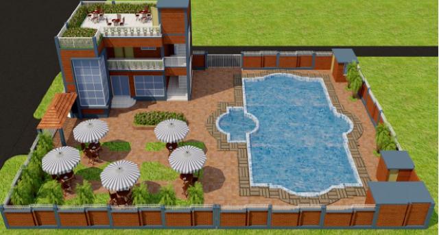 Purbachol Swimming Pool